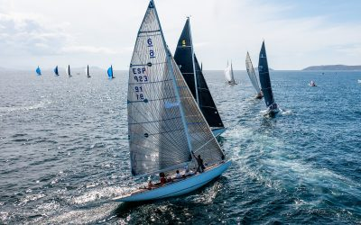 """""""Aida"""" and """"Notorious,"""" undefeated leaders at the start of the Xacobeo 6mR Europeans"""