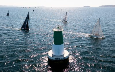 """""""Bribon 500"""" enters the fight, and """"Thisbe"""" strengthens their lead in the Xacobeo 6mR Europeans"""